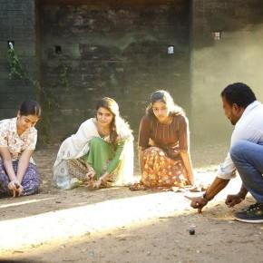 Seemaraja Movie Working Stills and Photos