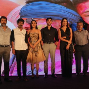 Varma First Look and Teaser Launch Photos