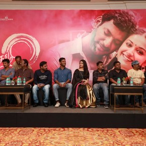 Sandakozhi 2 Press Meet Stills