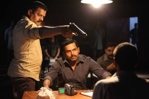Actor Bose Venkat In Theeran Adhigaaram Ondru Movie Stills