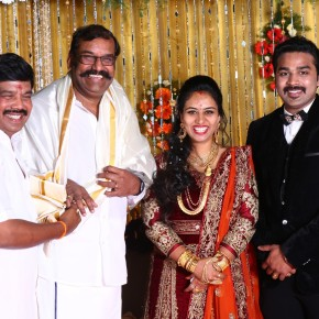 Actor-Mithun-Wedding-Reception-Stills-6