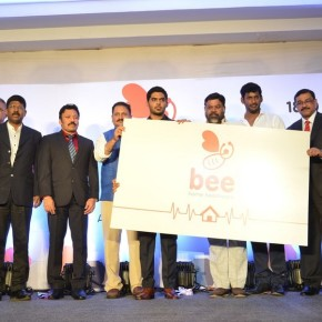 actor-vishal-launches-bee-home-care-healthcare-at-your-doorstep-stills-2