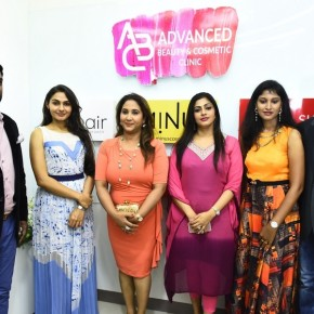 Actress Andrea Jeremiah inaugurates the 15th ABC Clinic at Pallavaram
