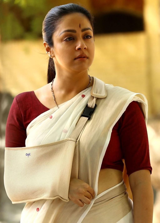 Chennai365 | Actress Jyothika Stills in Naachiyaar Movie ...
