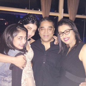 Actress Shruti Haasan Birthday Stills
