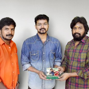 Anjala Audio Unveiled by Vijay Stills (2)