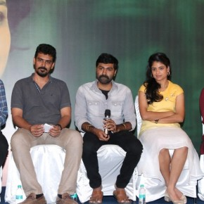 Aruvi Movie Press Meet Stills