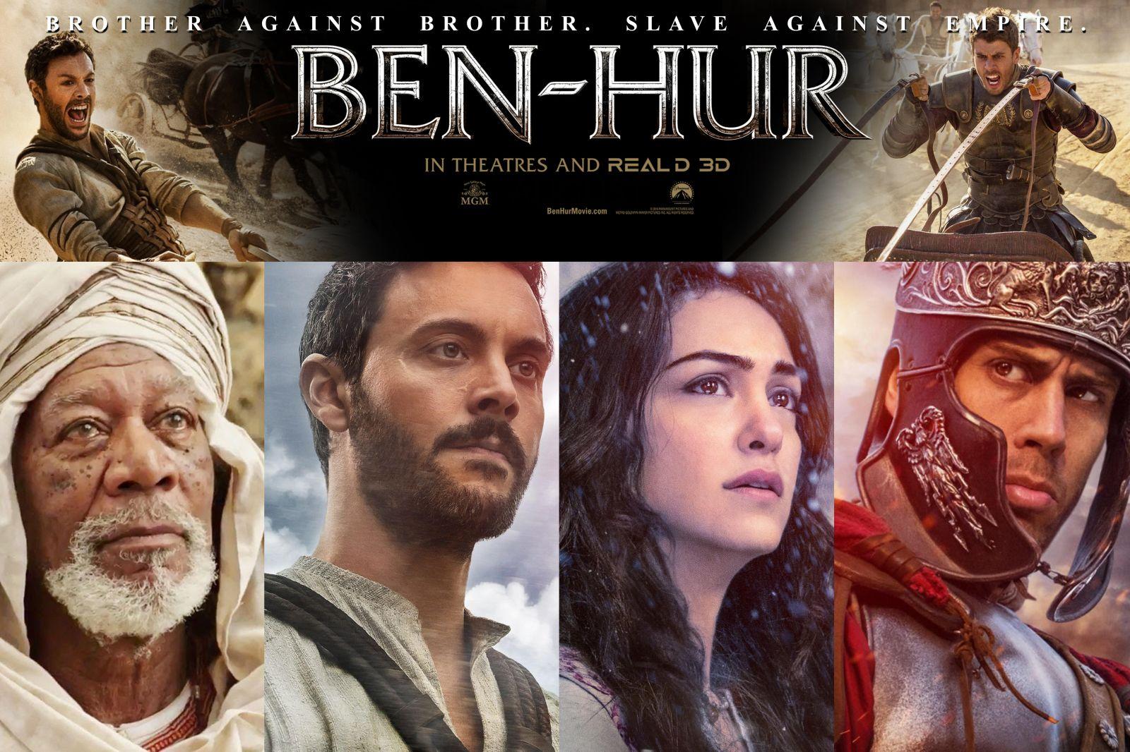 chennai365 ben hur 2016 movie posters chennai365