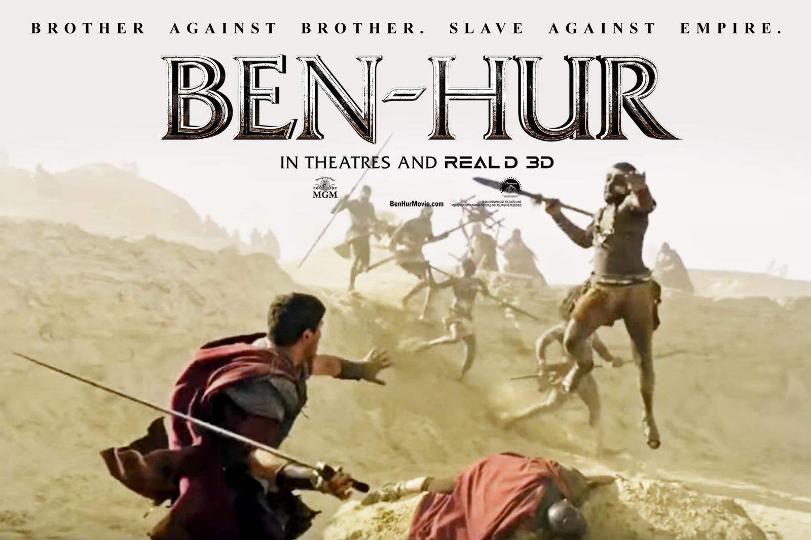 Movies 2016 Posters: Ben Hur 2016 Movie Posters