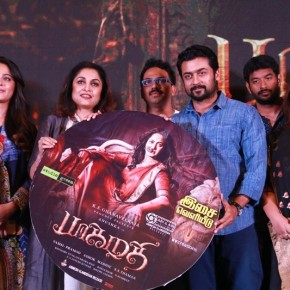 Bhaagamathie Audio Launch Photos Gallery