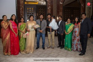 Celebraties at Director K.S.Ravikumar daughter's after marriage party Gallery (9)