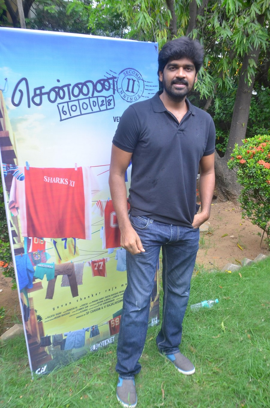 pesarattu movie press meet on chennai