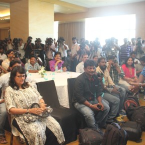 Director Atlee Thanks Giving Meet Photos