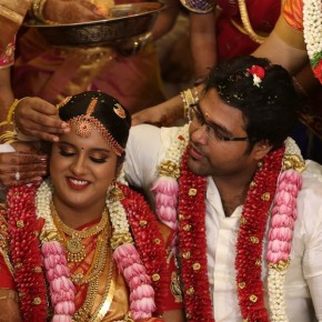Director-KS-Ravikumar-Daughter-Marriage-Photos-2