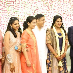 Director-KS-Ravikumar-Daughter-Marriage-Reception-9