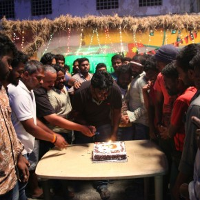 Enakku-Innoru-Per-Irukku-Movie-Shooting-Wrap-Up-Images-2