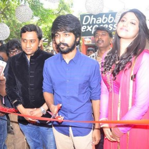 GV Prakash launches Signatures Boutique (11)