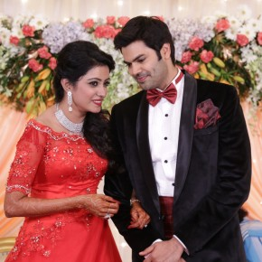 Ganesh Venkatram - Nisha Wedding Reception Stills