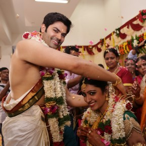 Ganesh Venkatram - Nisha Wedding Stills