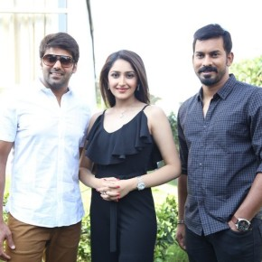 Ghajinikanth Single Release Press Meet Photos Gallery
