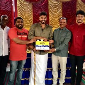 Santhanam Son Birthday Chennai365 | Titanic 3...