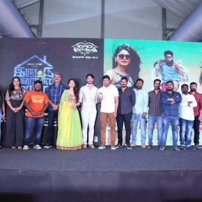 Iruttu Arayil Murattu Kuthu 2nd Single Launch Photos Gallery