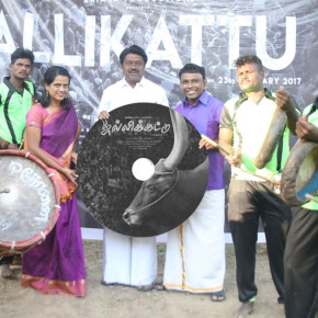 Jallikattu Movie Audio Launch Stills