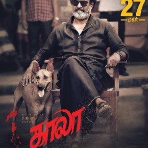 Kaala Movie From April 27th World Wide