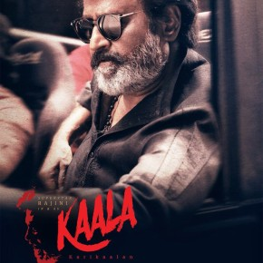 Kaala teaser from March 1st