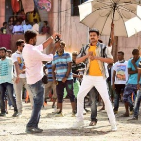 Mersal Movie On Location Stills (5)