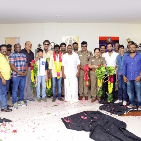 Motta Siva Ketta Siva Movie Launch Stills (18)