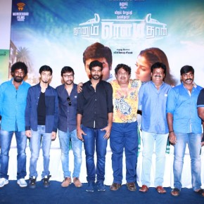 Naanum Rowdy Dhaan Movie Press Meet Stills