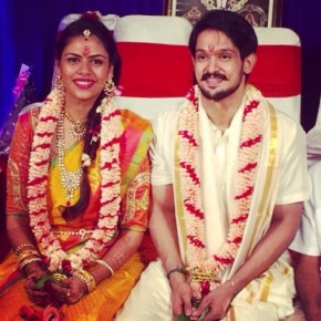 Nakul Got Engaged With Sruti Bhaskar (2)