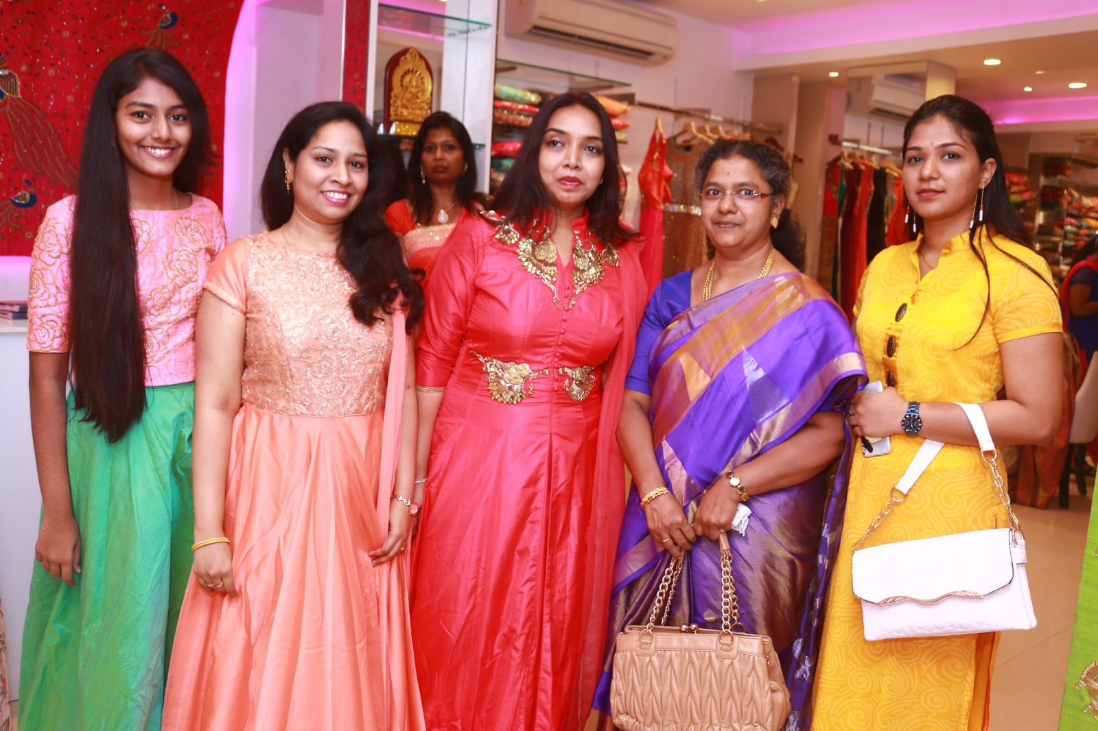 Chennai365   Sankalp the Boutique Shop Inauguration Stills   Chennai365