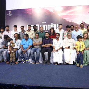 Power Paandi Press Meet Stills