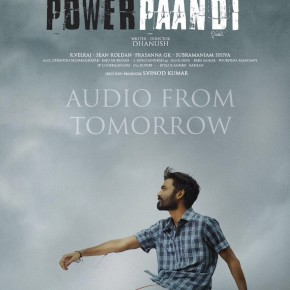Power Paandi audio
