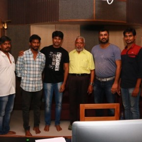 Remo Movie Dubbing Stills (2)