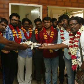Rendaavathu Aattam Movie Launch (2)