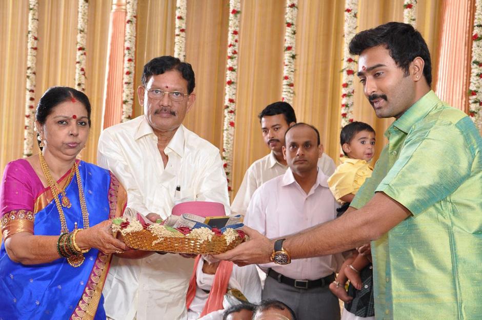 Chennai365 Sneha And Prasanna Wedding Reception Stills Chennai365
