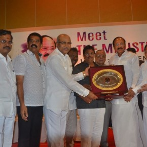 South Indian Film Chamber Union Felicitating Minister Venkaiah Naidu (24)