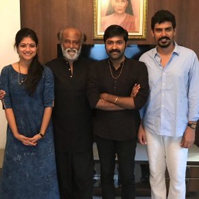 Superstar Rajinikanth congratulates Aruvi team