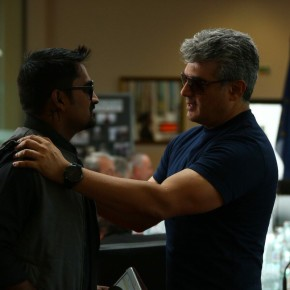 Thala Ajith Vivegam Still With Karunakaran