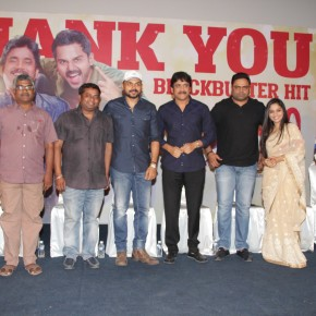Thozha Thanksgiving Press Meet Stills