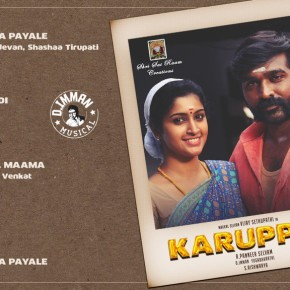 Vijay Sethupathi s Karuppan Music From Today (2)