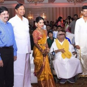 Vikram's Daughter Akshita Engagement Photos (7)