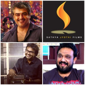 Confirmed D Imman to compose music for Ajith 's Viswasam