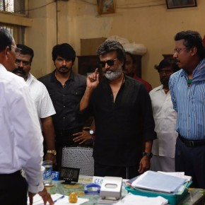 Working stills of Kaala (4)